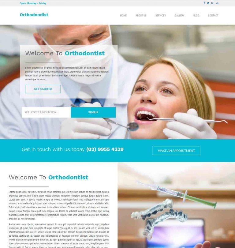 orthodondist